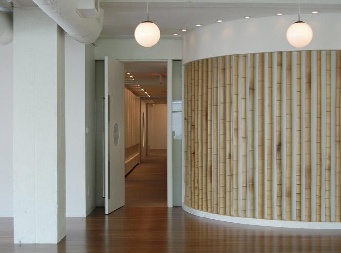 yyoga studio flow vancouver contemporary architecture laflamme